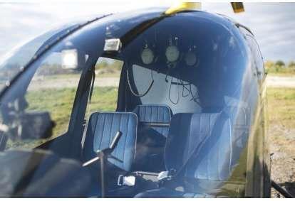 Jännittävä valokuva- tai nähtävyyshelikopterilento Tallinnaan