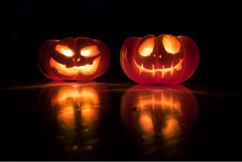 Vuokraa kummitusjuna Halloweeniksi!
