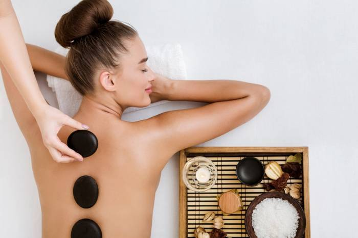 Kuumakivilaitteisto- Hot Stone Massage