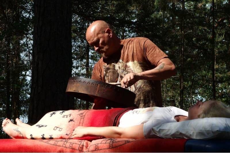 Healing Navajo-terapia